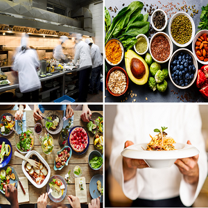 foodservice market growing popularity and emerging trends starbucks sodexo yumbrands aramark 1